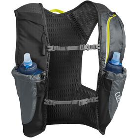 CamelBak Nano Chaleco de hidratación Botella Spray 1L, graphite/sulphur spring